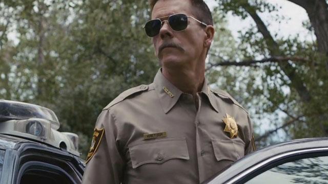 Xerife Kretzer (Kevin Bacon) – A Viatura