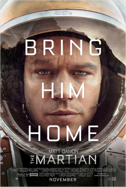 melhores filmes sci-fi – Perdido em Marte