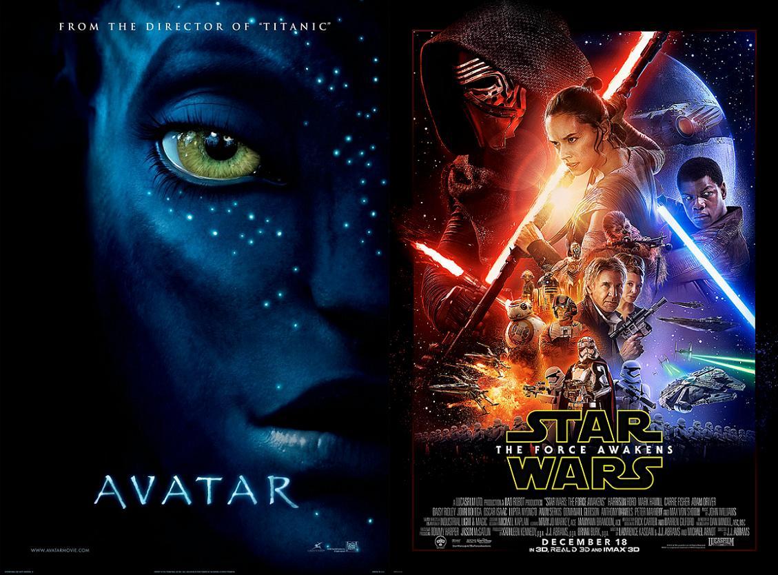 Star Wars X Avatar: quem vai vencer essa guerra das bilheterias?