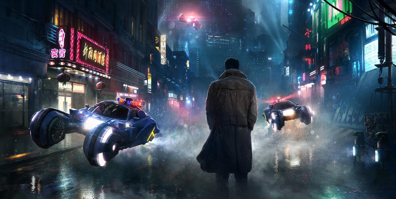 Blade Runner 2 em julho
