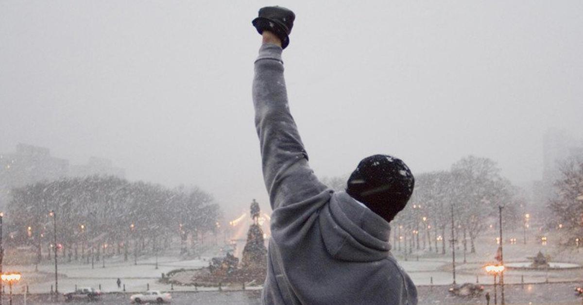 Destaque Rocky Balboa