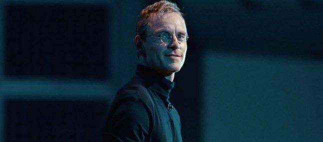Steve Jobs destaque Fassbender