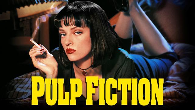 Top 5 Quentin Tarantino Pulp Fiction