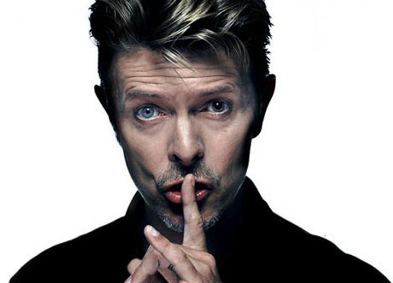 Ziggy voltou para os céus – David Bowie