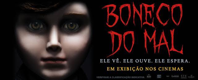 Banner Boneco do Mal