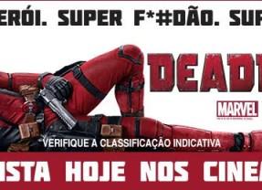 Estreia: Deadpool