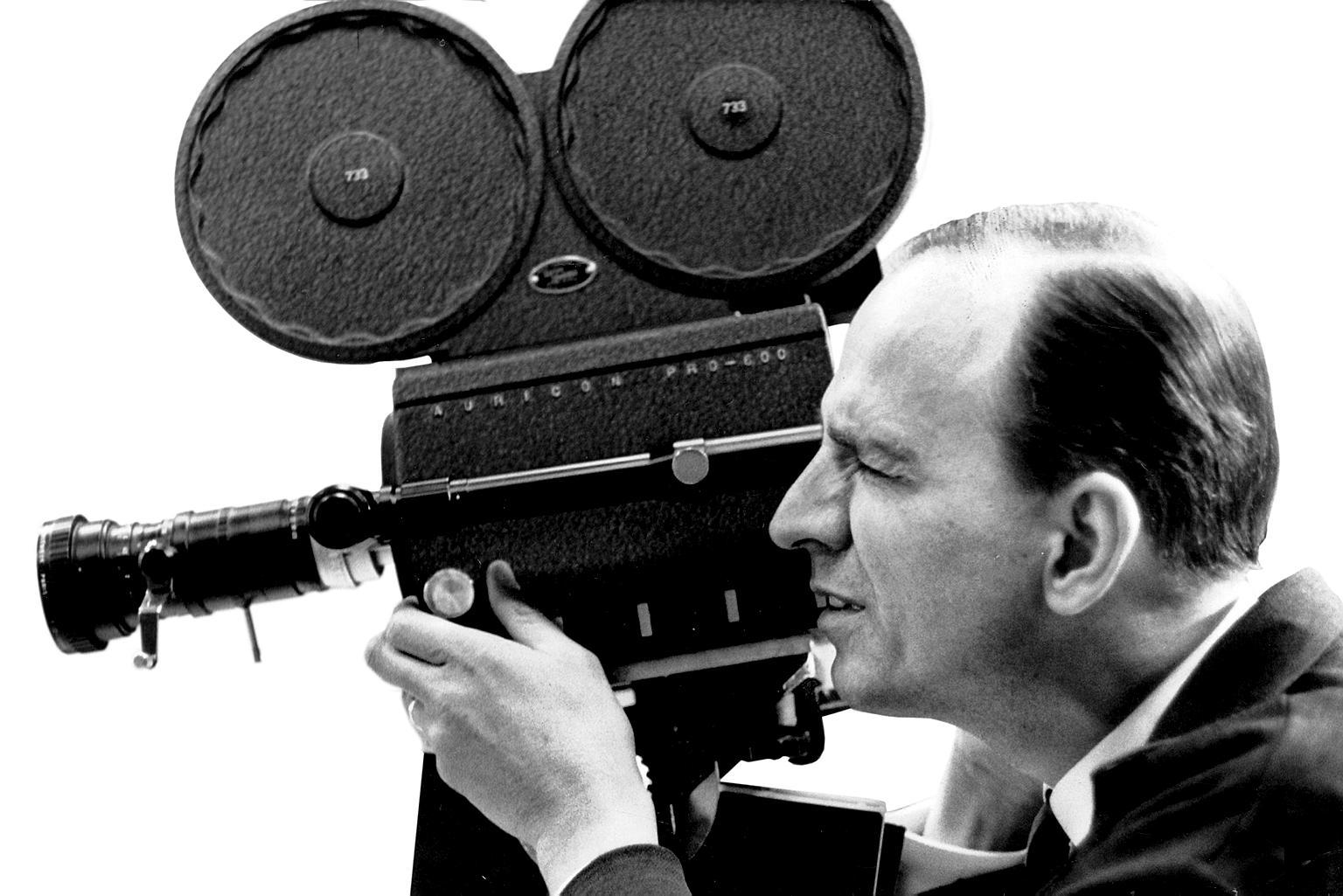 Ingmar Bergman 1965   Regissör chef för Dramaten Stockholm