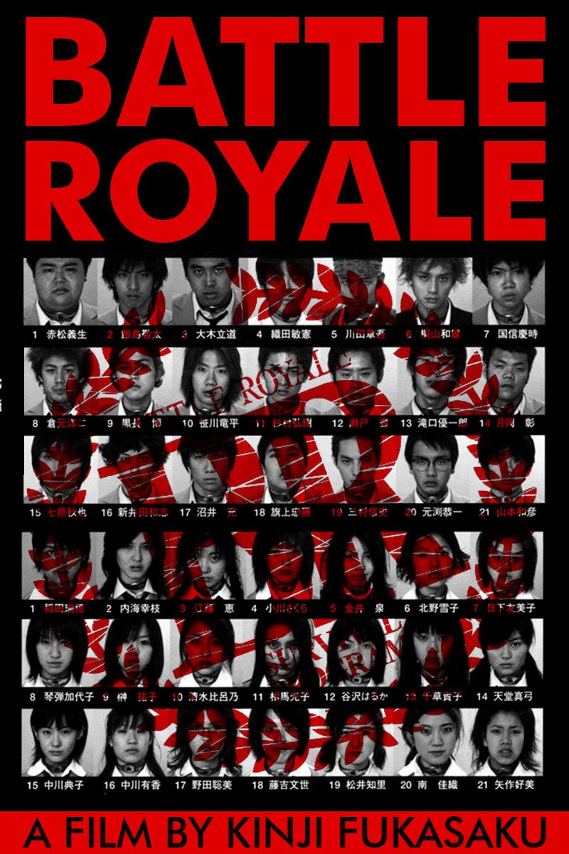 Melhores Filmes de ação dos anos 2000 – Battle Royale