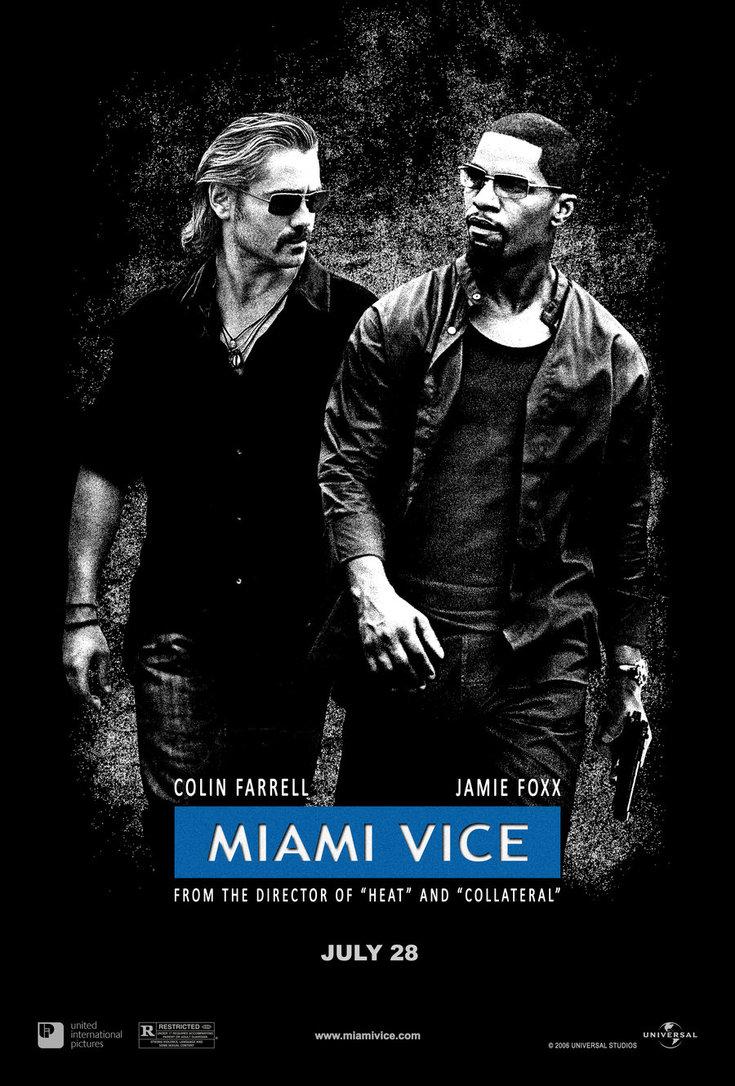 Melhores Filmes de ação dos anos 2000 – Miami Vice