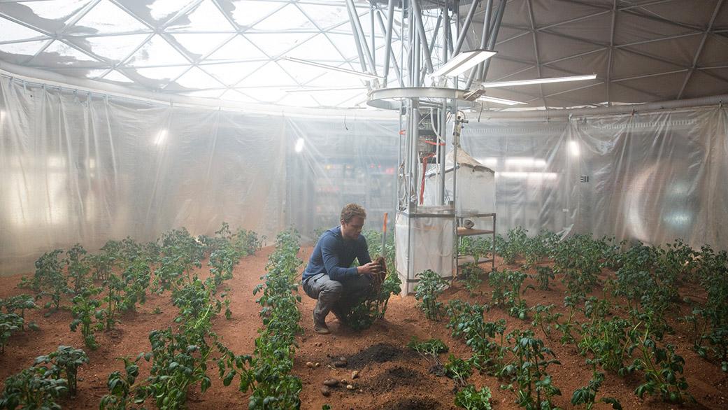 Oscar 2016 – Perdido em Marte