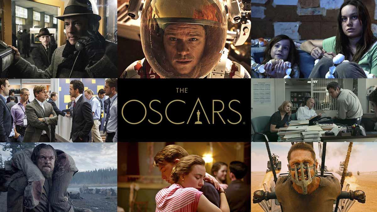 Oscar de Melhor Filme 2016