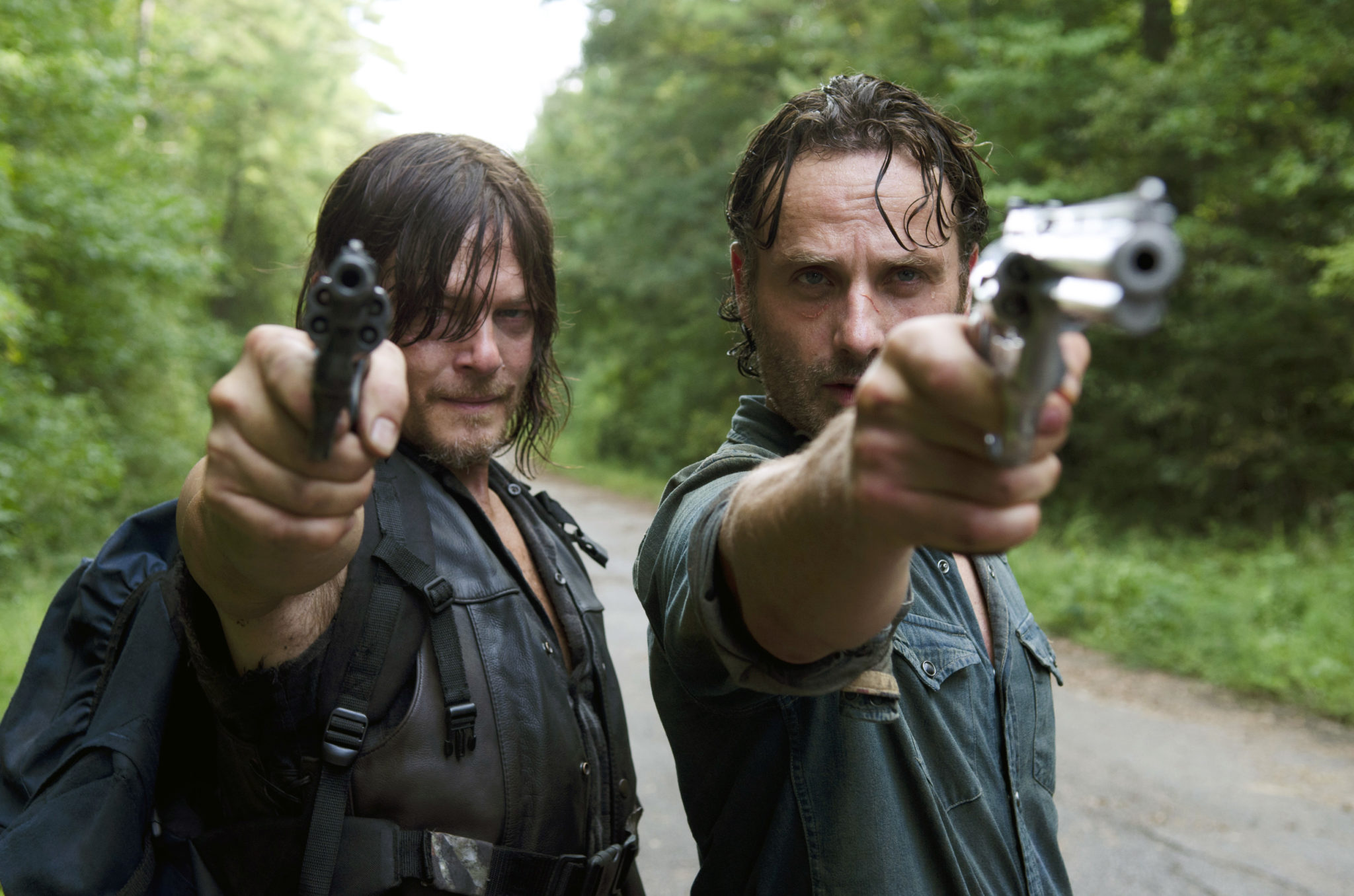 Review the walking dead the next world