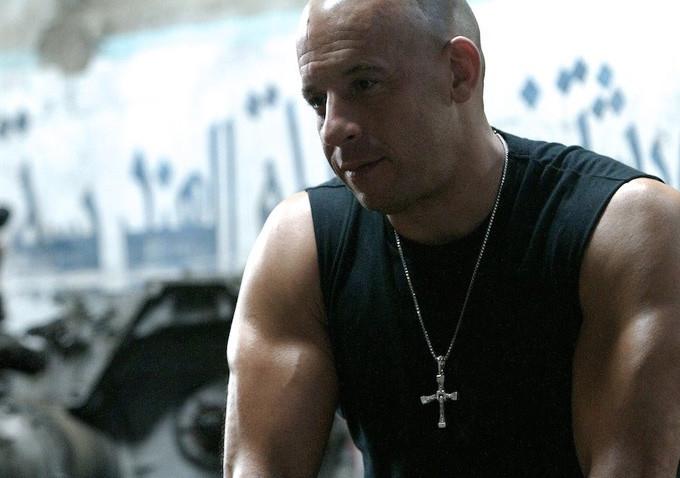 Vin Diesel e os novos velozes e furiosos