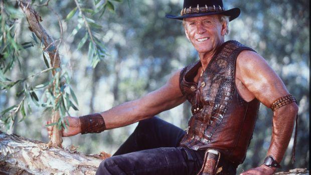 Crocodilo Dundee – 30 anos