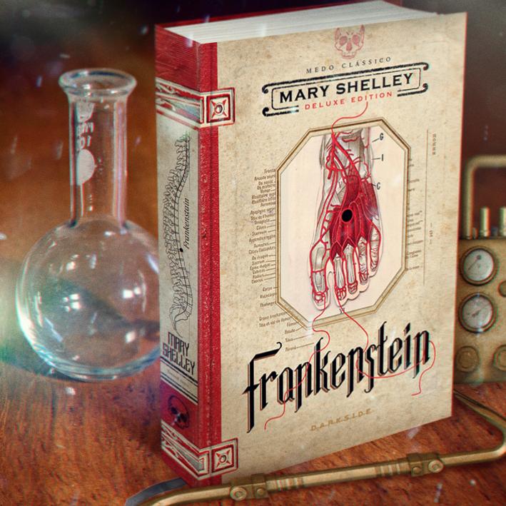 Frankenstein Medo Classico DarkSide2