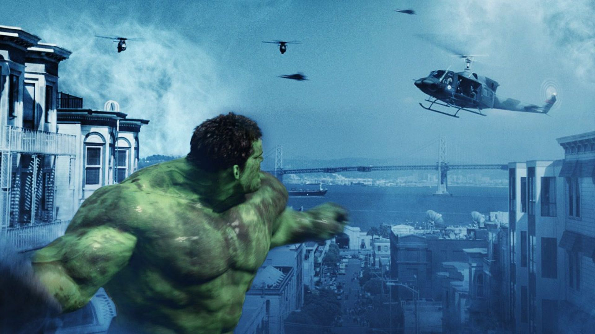 Hulk Ang Lee