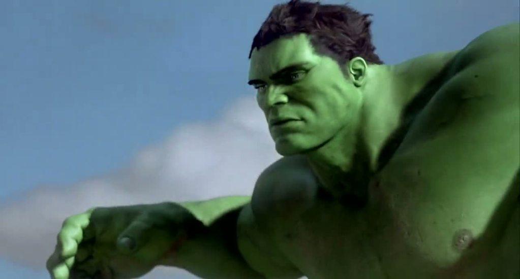 Hulk destaque