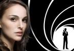 Natalie Portman anunciada como nova 007