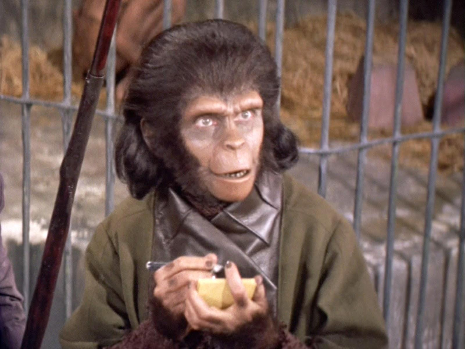 O Planeta dos Macacos – Zira (Kim Hunter)