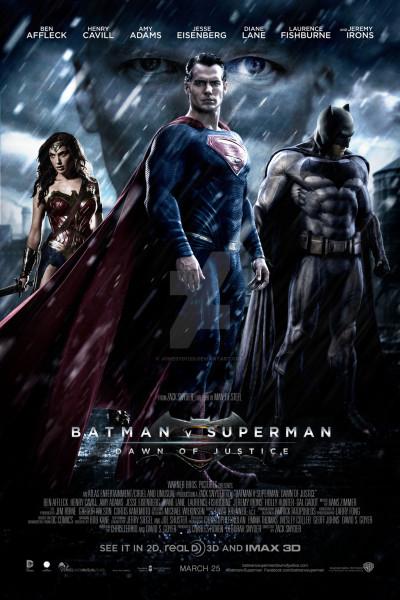 Poster-Batman-vs-Superman-400x600 Os Piores Filmes do Primeiro Semestre de 2016