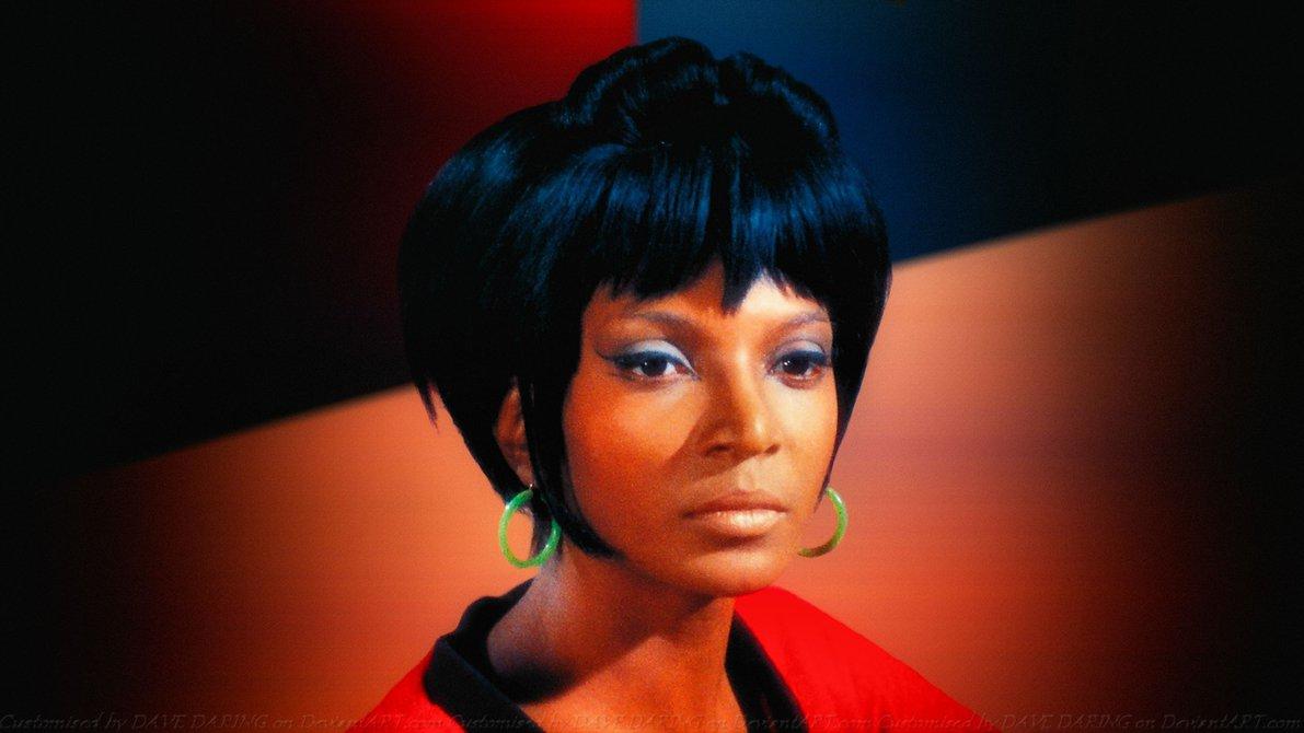 Star Trek – Nyota Uhura (Nichelle Nichols)