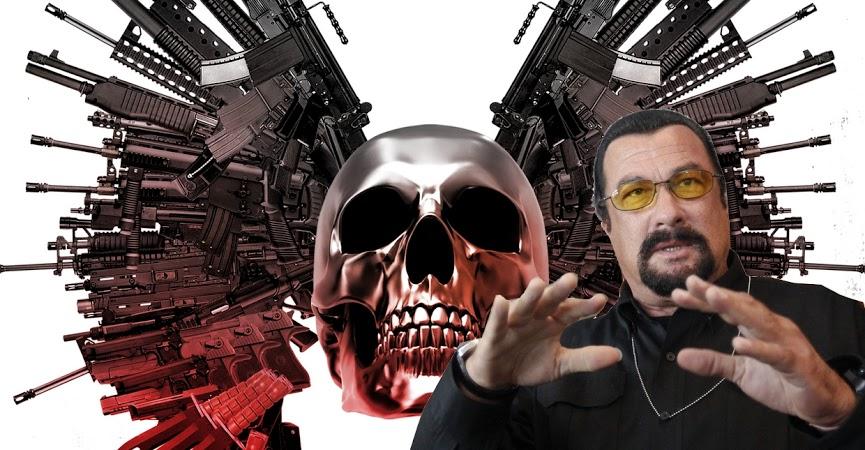 Steven Seagal revela mágoa e ressentimento por ter sido excluído de Os Mercenários