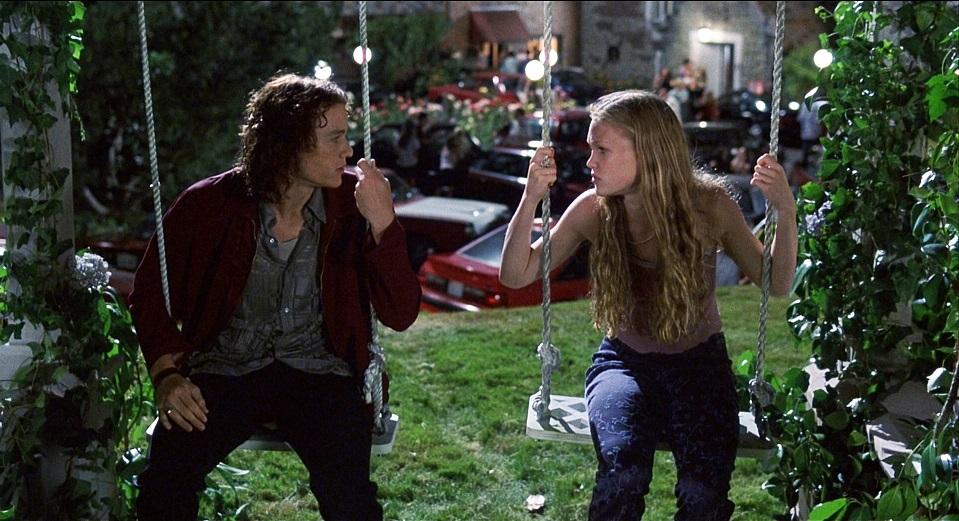 10 coisas que eu odeio em voce – Heath Ledger e Julia Stiles