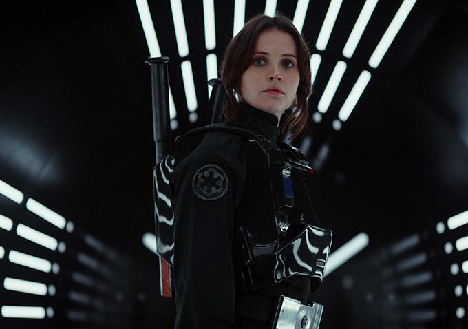 Daisy Ridley nega rumores sobre a personagem de Felicity Jones em Rogue One