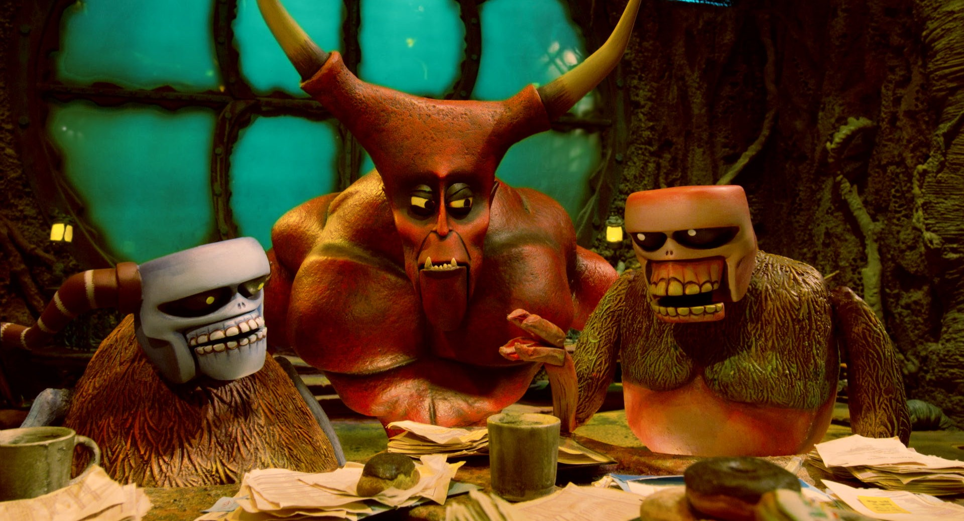 Hell and Back – stop-motion