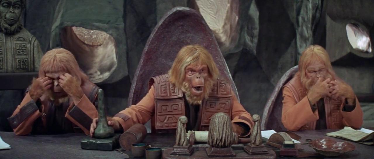 Planeta dos Macacos 1968