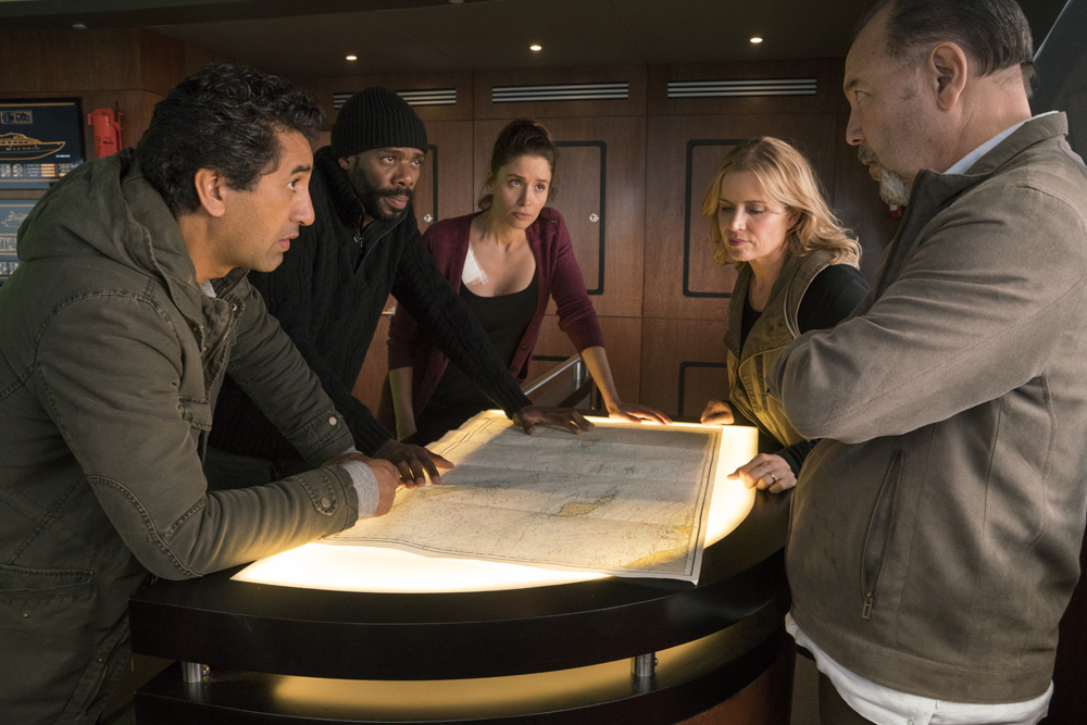 Review Fear the Walking Dead We All Fall Down