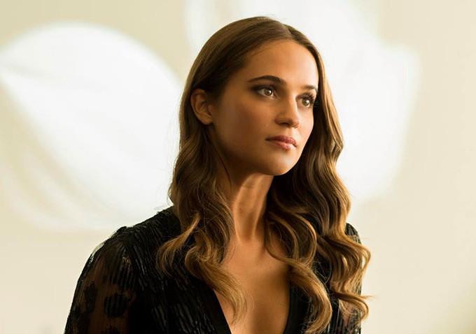 Alicia Vikander sera nova Lara Croft nos cinemas