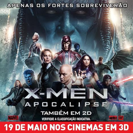 Banner 2 X-Men Apocalipse Data