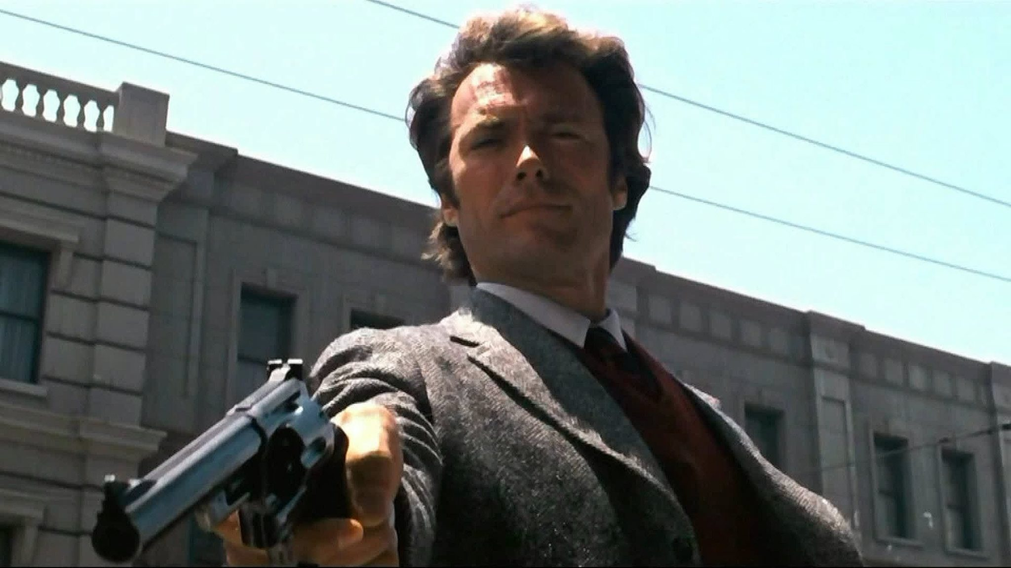 Dirty Harry review