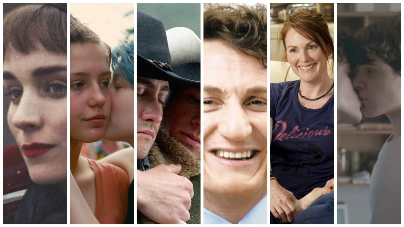 LGBT Filmes 11 Cinema de Buteco