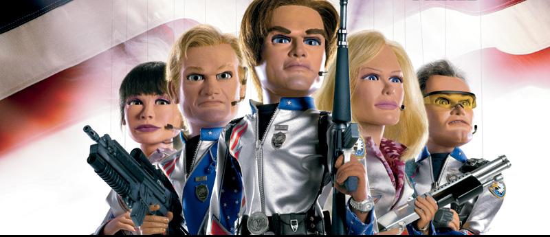 Melhores filmes de aventura dos anos 2000 – team america