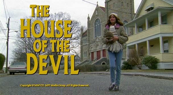 Melhores filmes de terror dos anos 2000 – The House of the Devil