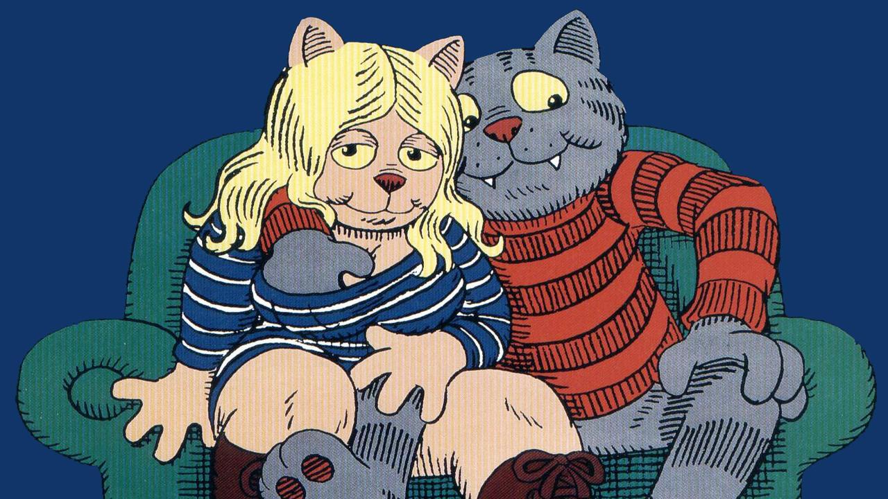 O Gato Fritz – Fritz the Cat 1972