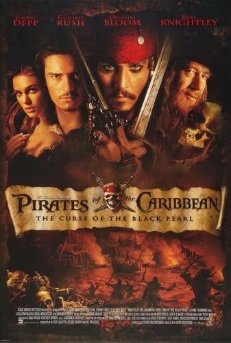 Piratas do Caribe – A Maldicao do Perola Negra
