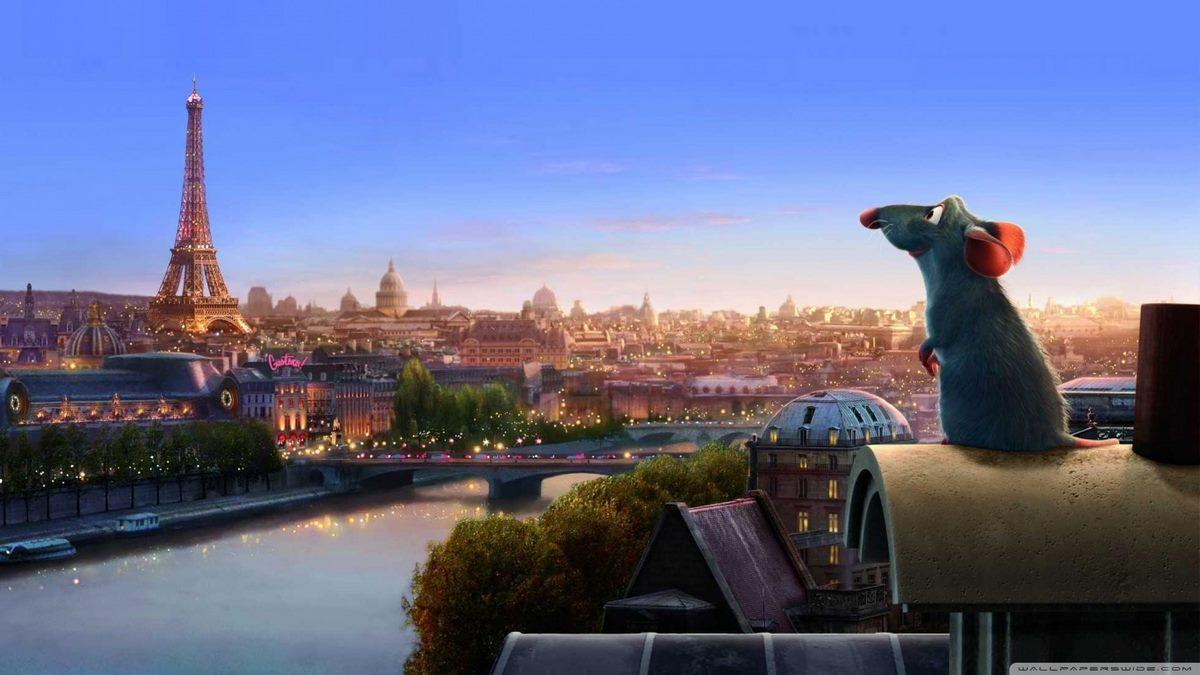 Ratatouille – Remi em Paris