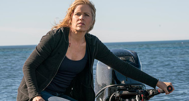 Review Fear the Walking Dead Blood in the Streets