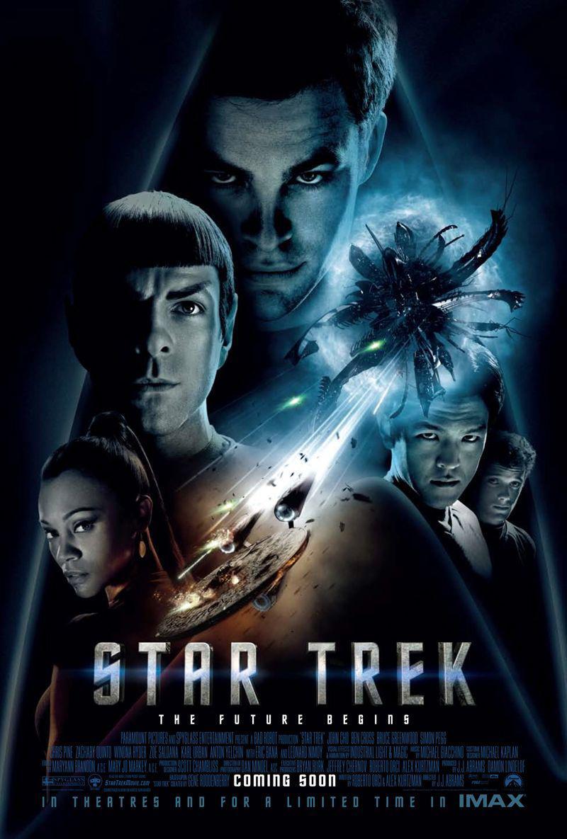 Filmes sci-fi anos 2000 – star trek