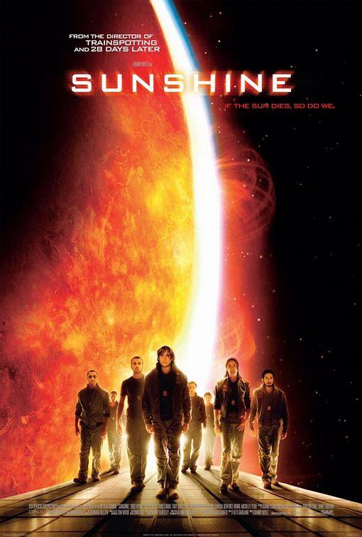 Filmes sci-fi dos anos 2000 – Sunshine