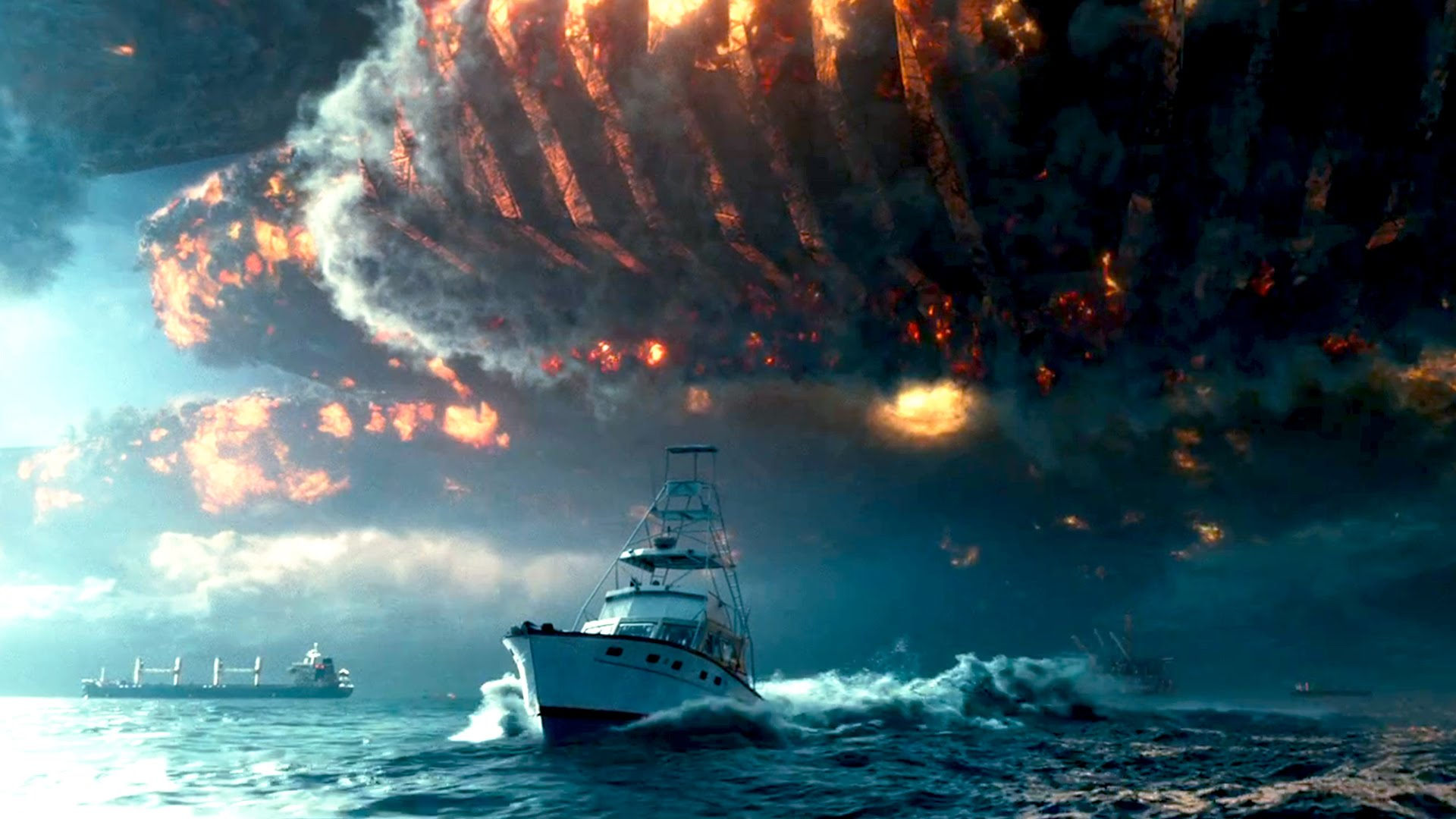 INDEPENDENCE DAY 2 REVIEW