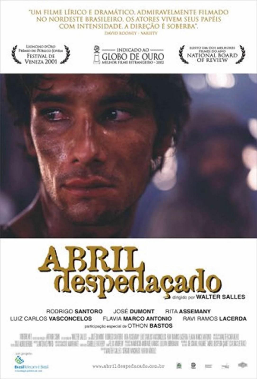Melhores filmes de drama dos anos 2000 – Abril Despedacado