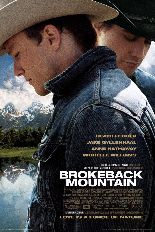 Poster O Segredo de Brokeback Mountain – Filmes de roman ce dos anos 2000