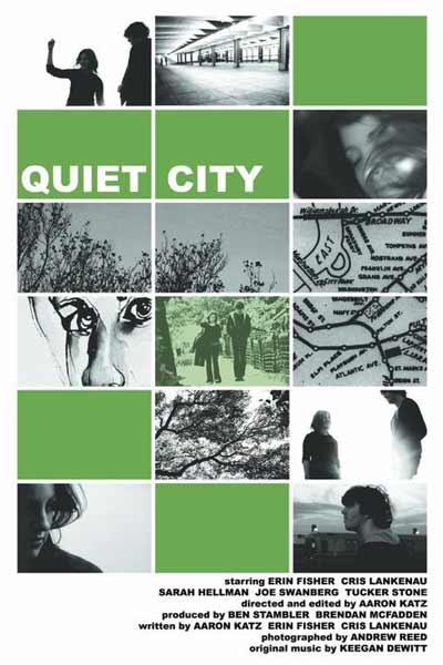 Quiet City – filmes de romance dos anos 2000