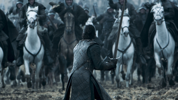 REVIEW GAME OF THRONES S06E09 BATTLE OF BASTARDS
