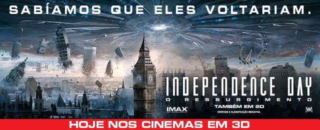banner estreia indepedence day