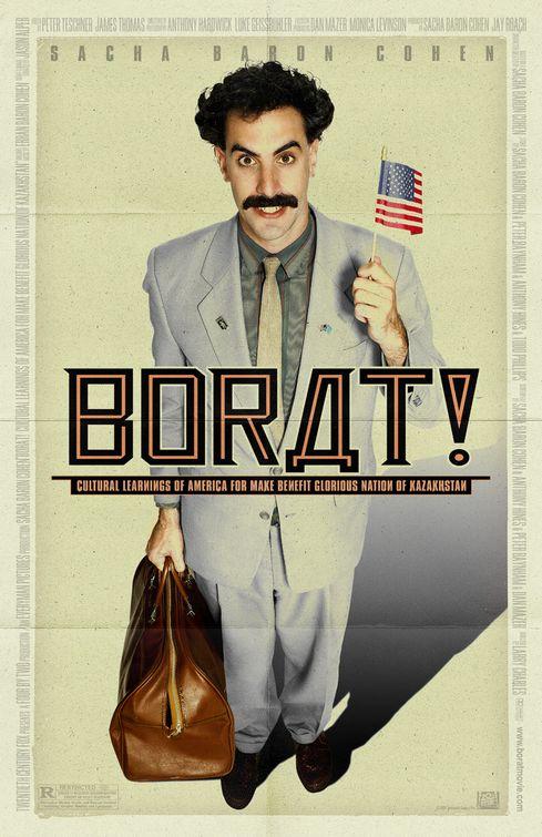 melhores filmes de comedia dos anos 2000 – borat